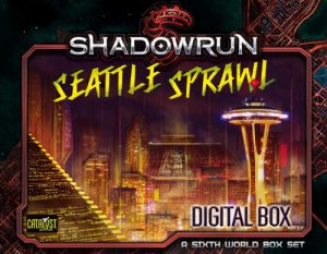 Seattle - die Standard-Homebase für Shadowrun