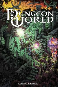 Cover von Dungeon World (© Sage Kobold)