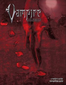 Cover von Vampire: the Requiem Second Edition (© Onyx Path)