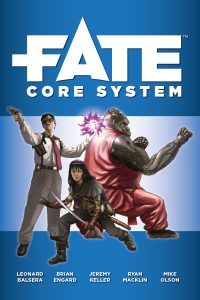 Cover von Fate Core (© Evil Hat Productions)